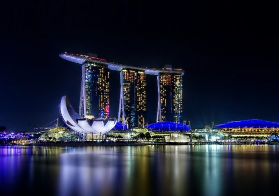 Marina-Bay-Sands-Singapore Find Cheap Airline Tickets and Flight Deals